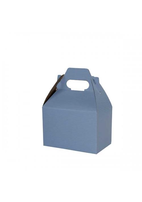 GB64 - 6 X 4 X 4 Gable Box - Assorted Colors - 100 per Case