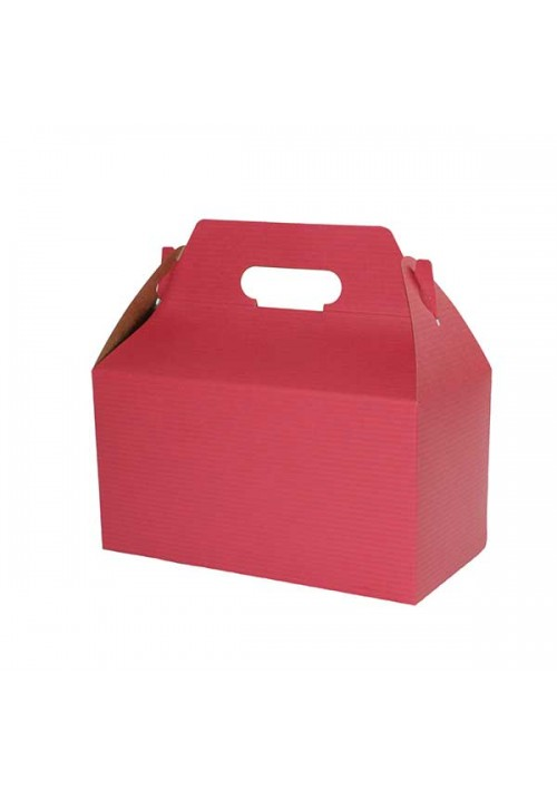GB856 - 8-7/8 X 5 X 6-3/4 Gable Box - Assorted Colors - 150 per Case