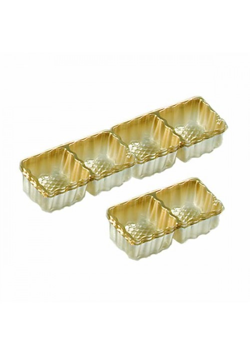 TR8021 Series 2 or 4 Cavity Tray   200 or 1000 Case Pack