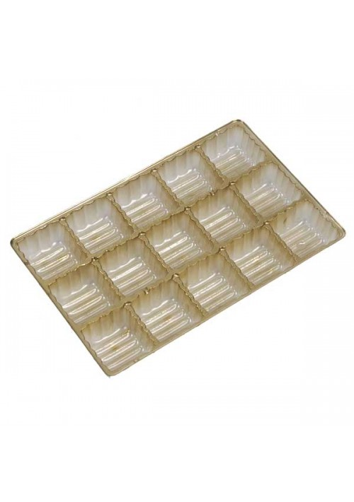 TR8151 Series - 15 Cavity Tray | 100 or 500 Case Pack