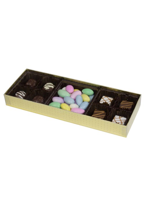 V203 - Clear Lid Candy Box  - 50 per Case